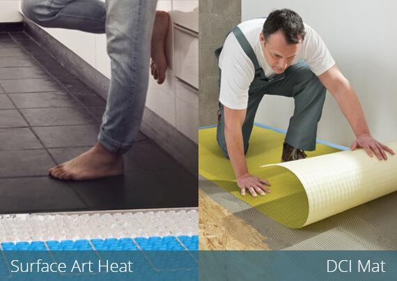 Surface Art Heat / DCI Mat