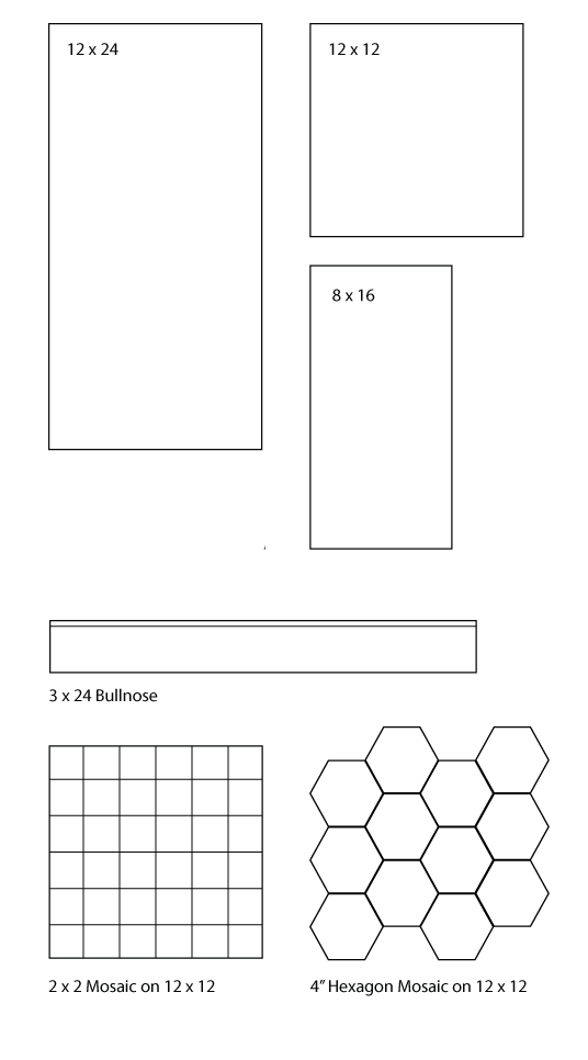 Tile Outline