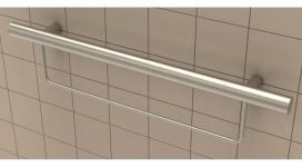 "24"" Combination Straight Grab Bar - Contemporary"