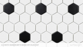 2 x 2 Hex with Black